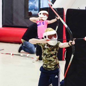 Archery Tag - Xtreme Warrior Tag - Mobile Gaming - Games - Parties - Alabama (4)