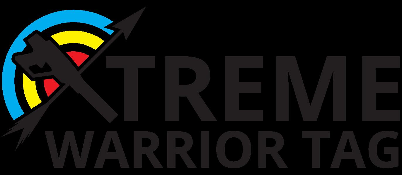 Xtreme Warrior Tag_dark logo w-transbg