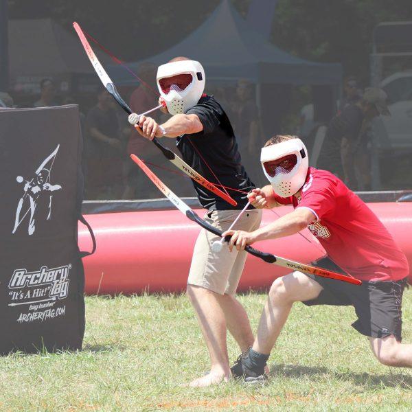 Archery Tag - Birmingham Alabama - Xtreme Warrior Tag